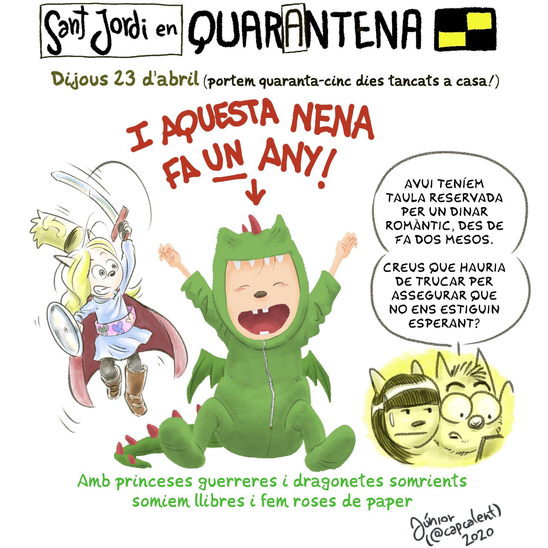 Postaleta Sant Jordi 2020