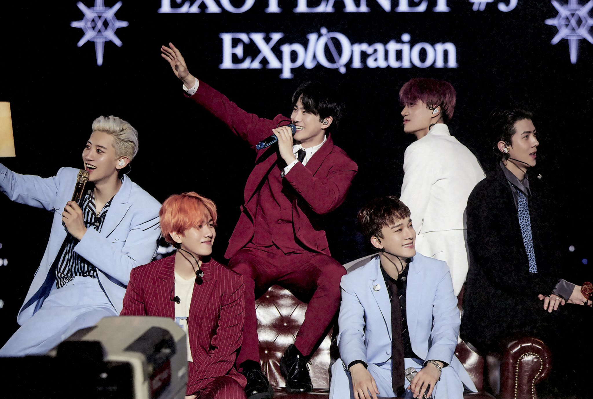COMPILATION] EXPLORATION LIVE ALBUM - EXO MEMBERS MESSAGE TO THEMSELVES,  STAFF, EXO-L AND EXO ~ netizens on EXO ♡