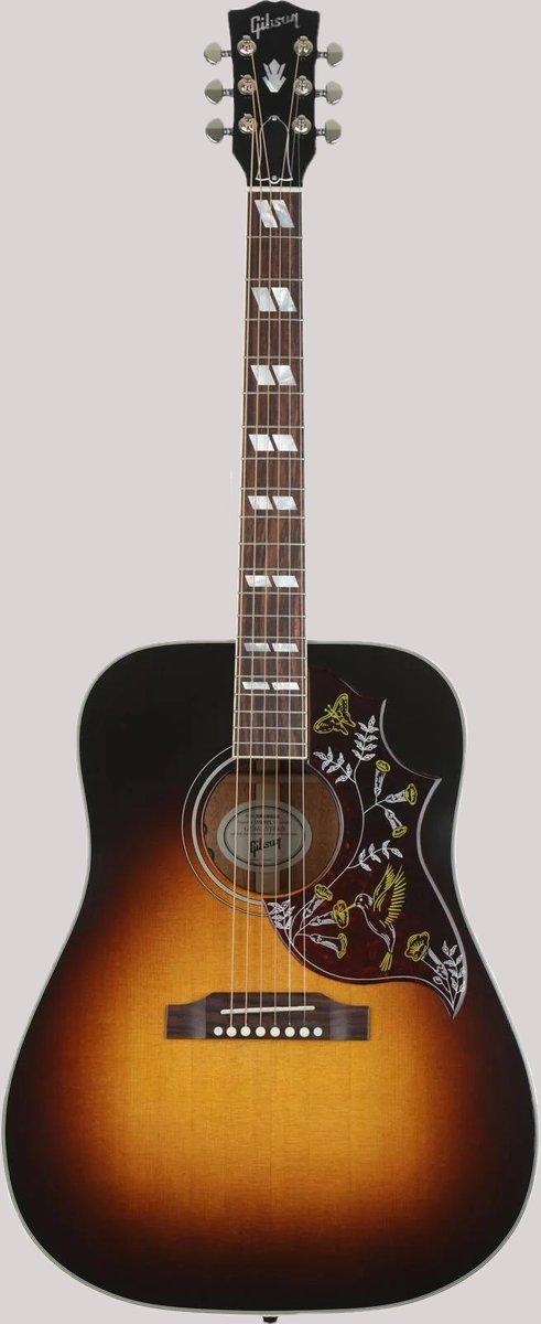 2020 Gibson Hummingbird dreadnought guitar at Ukulele Corner