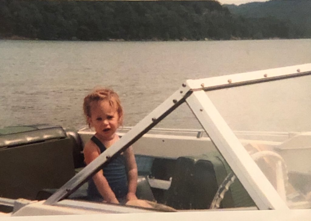 You can take the girl out of the river....but you cant take the river out of the girl! Can't wait to get back. 🚤🎣🛶 #TBT #RiverRatForLife #DecaturCountyRed
