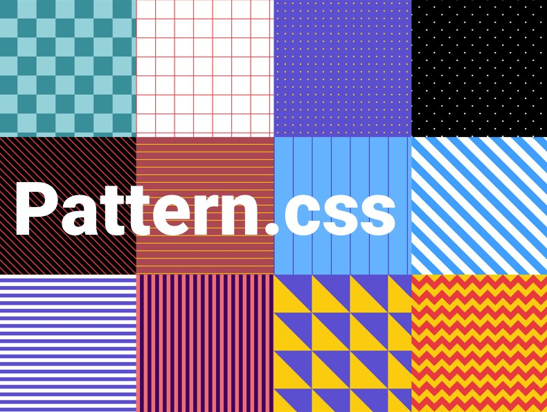 goodwebdesign : pattern.css - Background Patterns in CSS   (via Twitter )
