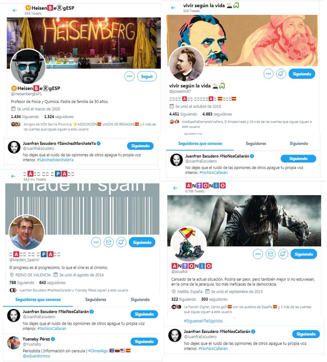 """Actriz Porno De Extrema Derecha julián macías tovar on twitter: """"el despliegue de bots"""