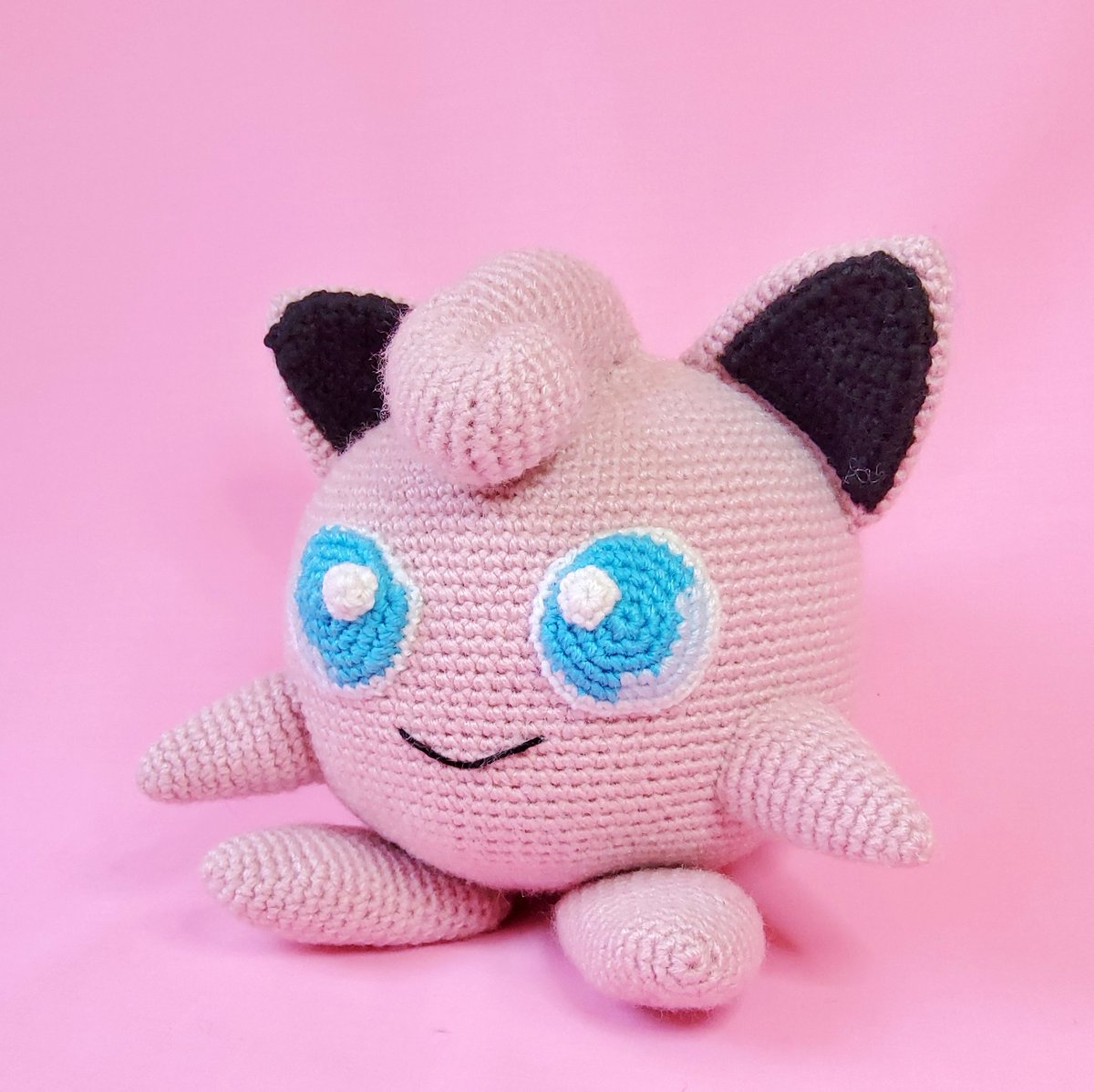 Jigglypuff Crochet Tutorial part1 - YouTube | 1198x1200