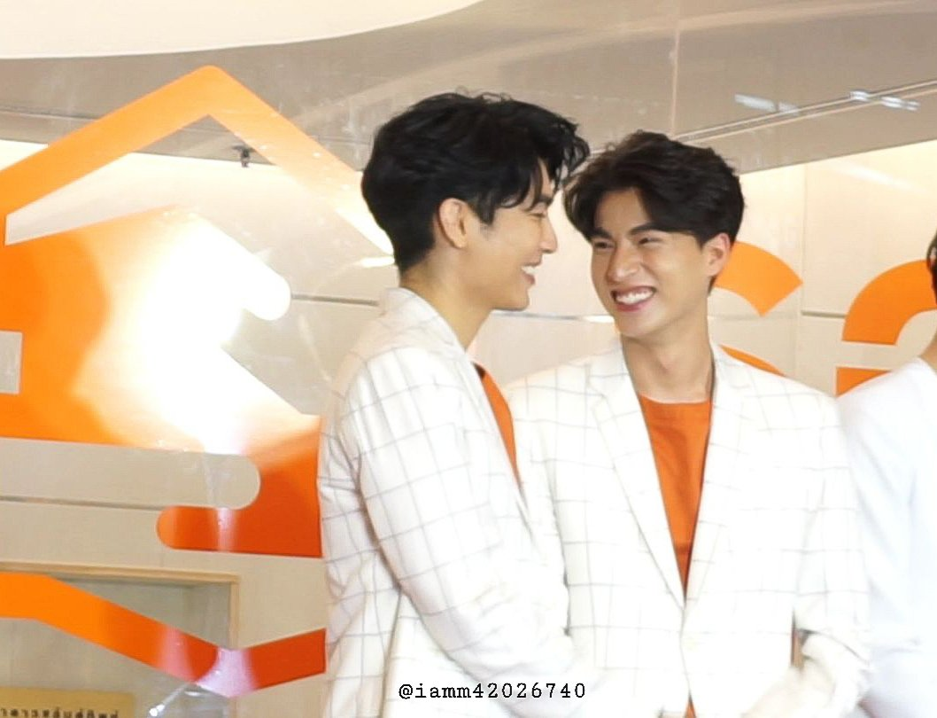 Never getting over about anything I guess  #Mewgulf  #หวานใจมิวกลัฟ