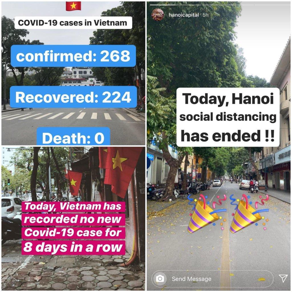 Dan Vietnam berhasil.  Luar biasa. https://t.co/cg7C4LKbfX