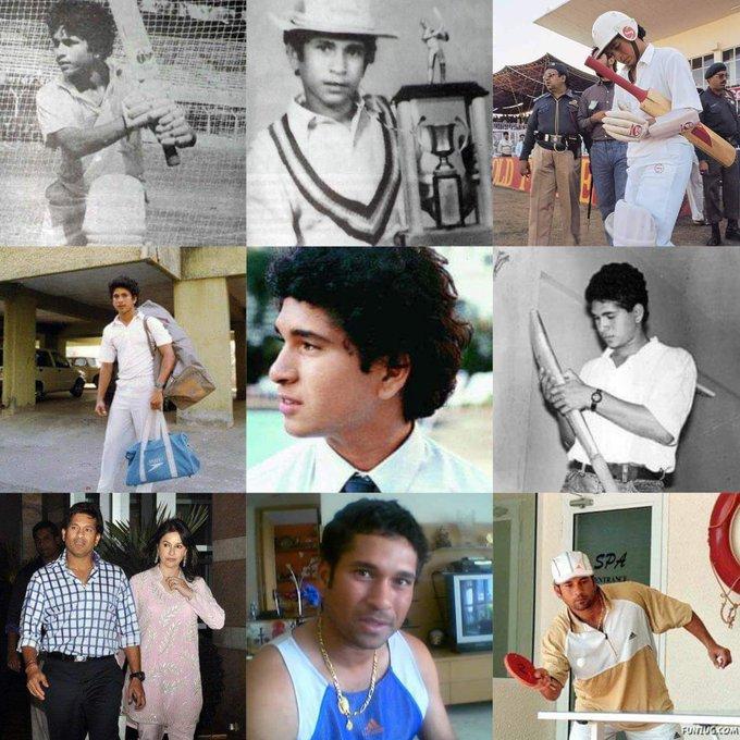 Wish you very happy birthday master blaster Sachin Tendulkar ji