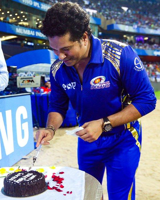 Happy Birthday    cricket legend master blaster Sachin Tendulkar..dada...