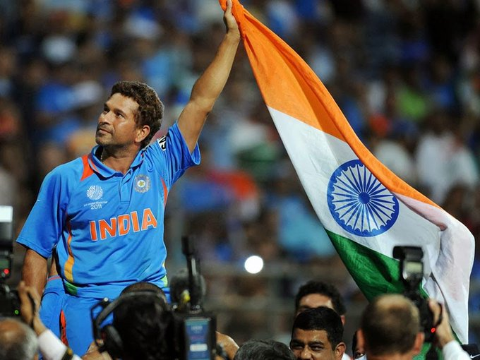 Happy Birthday Sachin Tendulkar! Sir, The \God of Cricket\