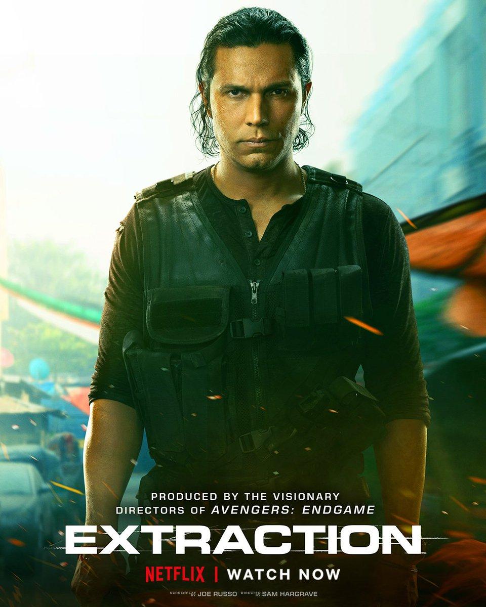 Randeep Hooda On Twitter Watch Now Extraction Only On Netflix Netflix Samhargrave Russo Brothers Chrishemsworth Netflixfilm Netflixindia Https T Co Eevskl2o9m