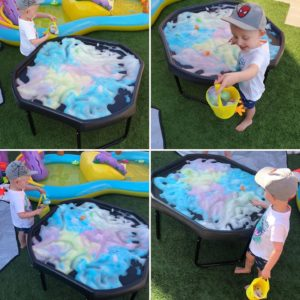 Great idea from @harrylouisadventures for a sunny day. Check out how to do it here: https://t.co/QYxmhDYth8  #outdoorplay #toddlers #harrylouisadventures https://t.co/vIfRQAa0ts