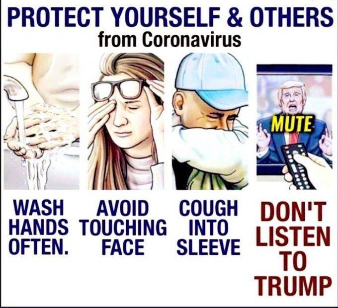 методы защиты от коронавируса
