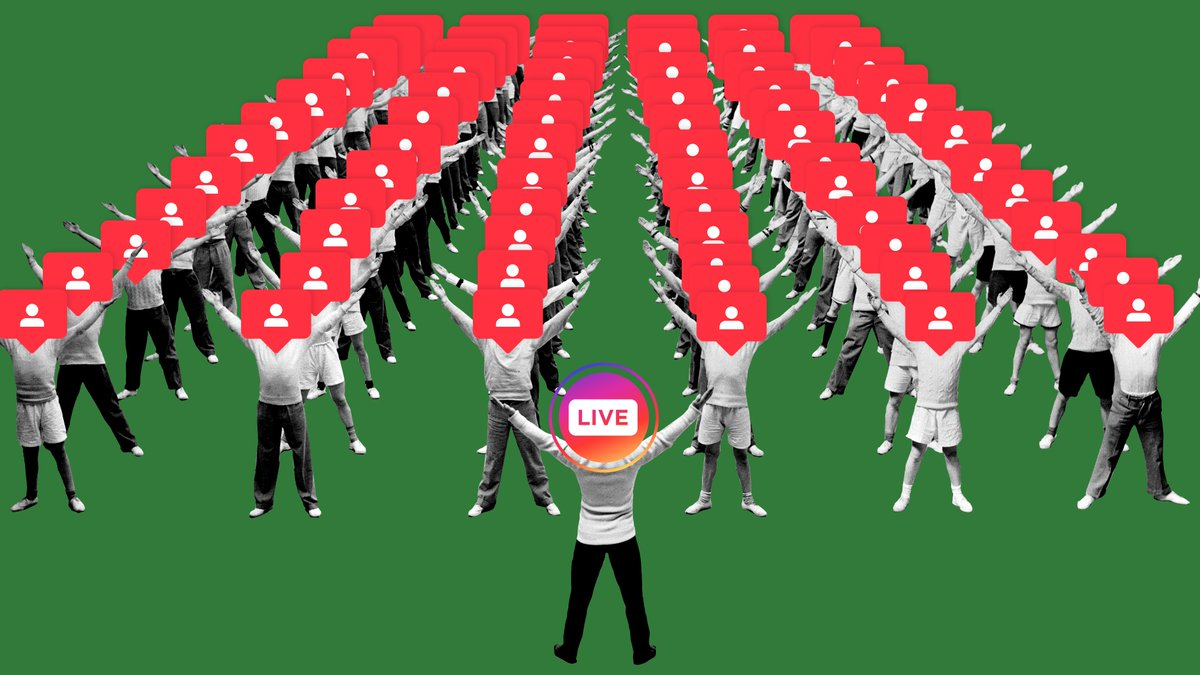 Instagram Live has replaced the gym during quarantine, and the classes are actually good