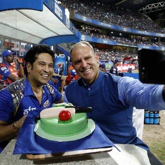 Happy birthday God of cricket Sachin Tendulkar sir many happy returns of the day
