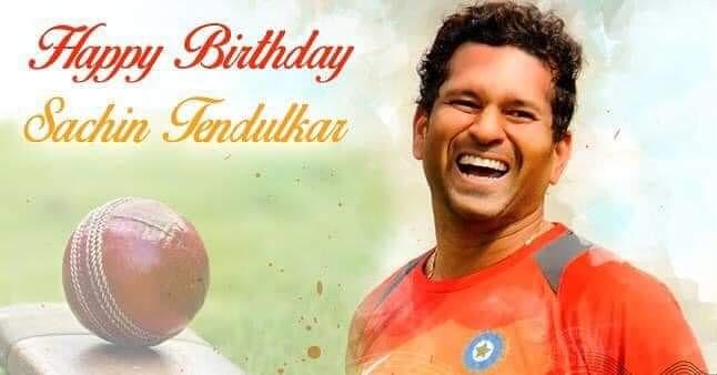 Happy birthday to Legend of Cricket  Sh Sachin Tendulkar ji  always my favourite