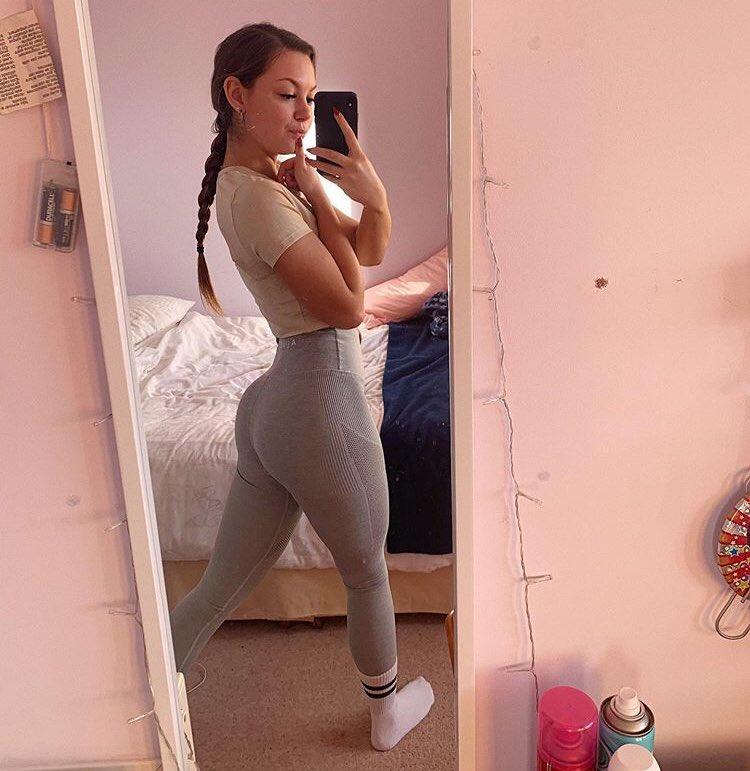 Teen leggings ass pics hd