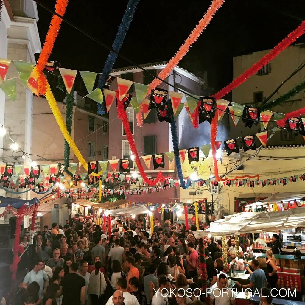 test ツイッターメディア - 毎年6月12日にリスボンで行われるイワシ祭り (聖アントニオ祭り) 。今年は中止となりました😢 #リスボン #ポルトガル https://t.co/CnxJawOWOK