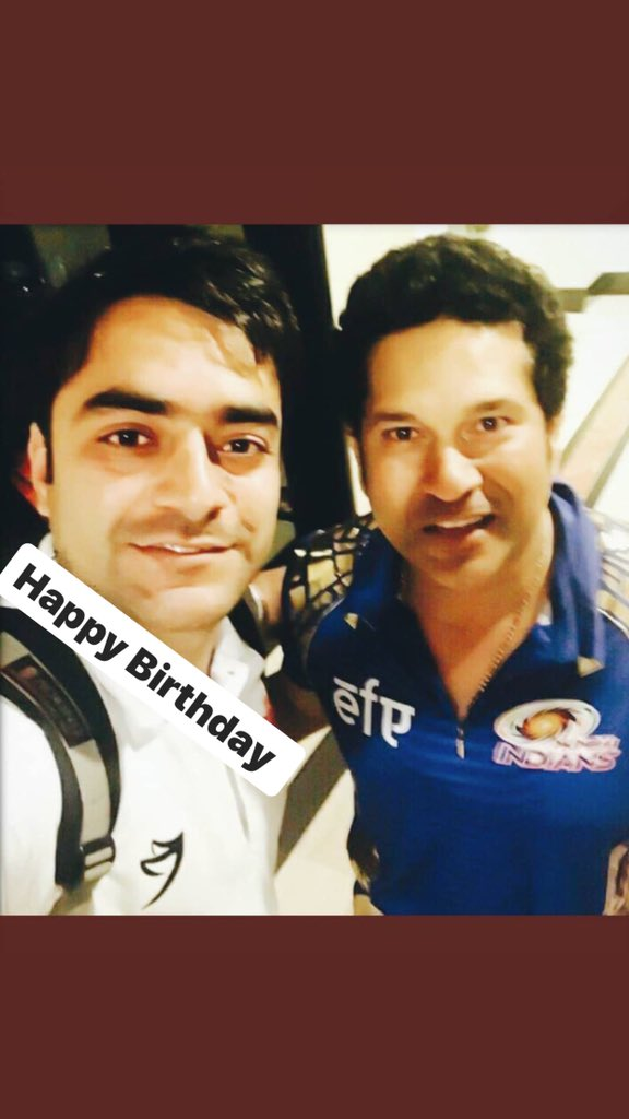 My hope for you in the year to come is much happiness and success. You are an inspiration to everyone . I wish you a very happy happy birthday @sachin_rt Sir . 🎂🎂🎂 https://t.co/r6ENnTre2V