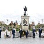 Image for the Tweet beginning: Ayuntamiento y Universidad conmemoran juntos