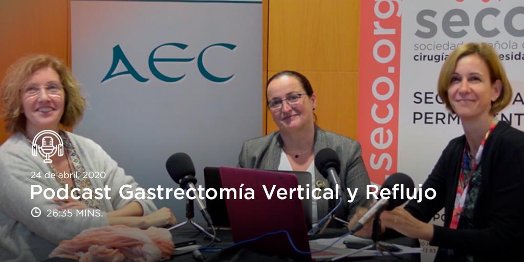 """Estreno de la sesión """"Gastrectomía vertical y reflujo"""" en https://t.co/lJHCCOLm40 Ya puedes disfrutar de la sesión. Disponible en: 🎙️ https://t.co/HyFmAm6Svm 🎥https://t.co/svkwf72BTk #secojoven #seco #gastrectomia #reflujo #podcast #videopodcast https://t.co/hYyH3vitf7"""