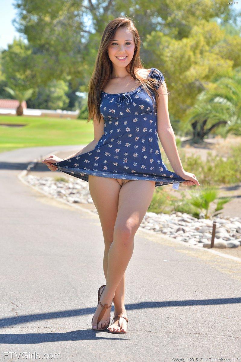 Sexy short skirts