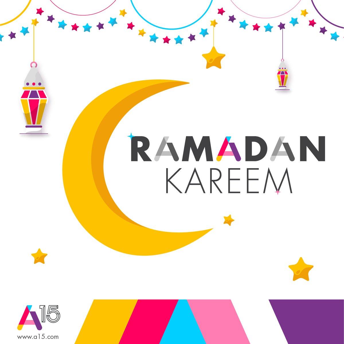 #A15_Family is wishing you a blessed #Ramadan !! https://t.co/jJCanTtk8L