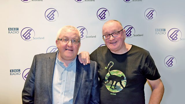Greetings! Its time for the odd couple of Scottish Football - @offtheballBBC Tune in 🔈 bbc.co.uk/radioscotland