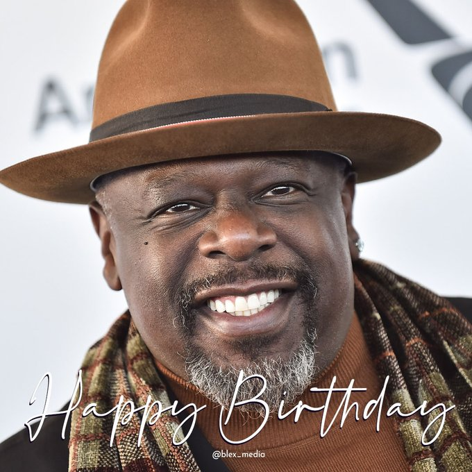 Happy Birthday Cedric The Entertainer (