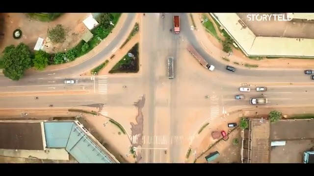 AERIAL: We flew a drone over locked-down Kampala in the middle of the day and this is what we saw. #STAYSAFEUG #COVID19