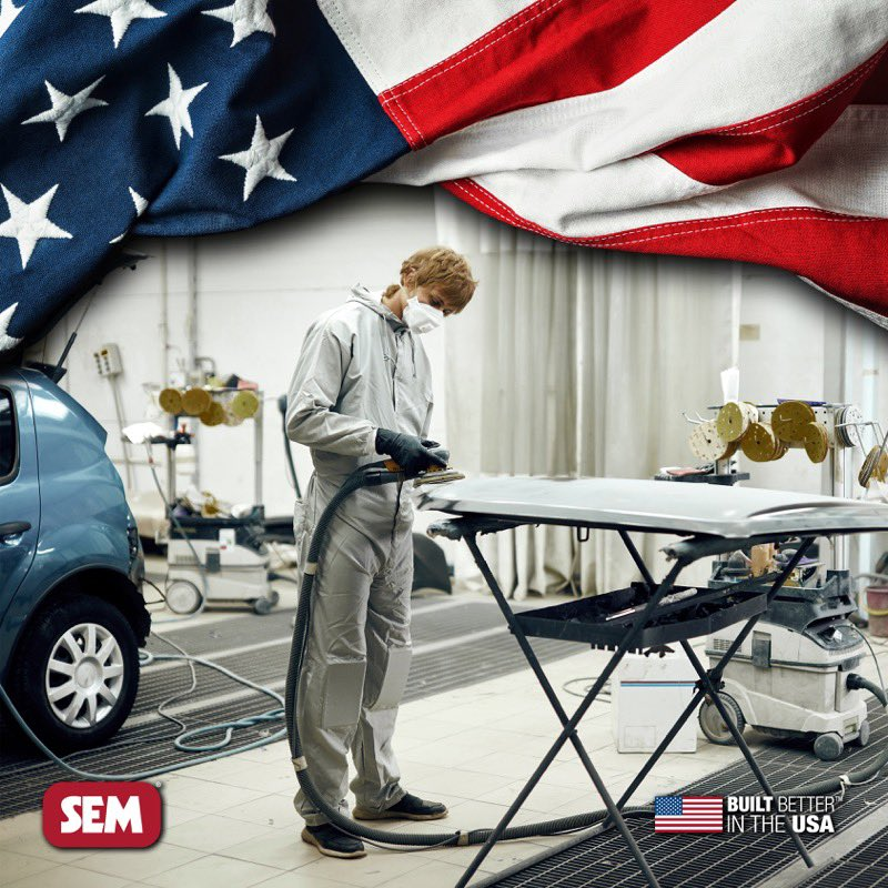 We are American manufacturing.   We support American workers. We will continue to provide the products and training you need to do your job right.   We are Built Better together. We are Built Better in the USA.   Talk to your local SEM rep to find out about FREE online training. https://t.co/5LaTKbfh8S