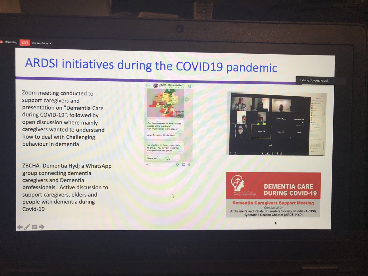 Older people, comorbidities and #Covid_19 LMIC. Insightful presentations on different perspectives from South Asia, India and Sub-Saharan Africa by Dr Vivekananda Jha, Prof Moffat Nyirenda and Dr Alladi @alladi_suvarna @AdelinaCoHe @ardsi @CoronaOlder @STRiDE_IND https://t.co/pIpuclIU4h