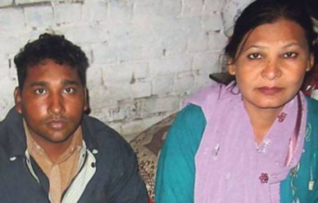 Pakistani Court Acquits Christian Couple Sentenced to Death in Blasphemy Case