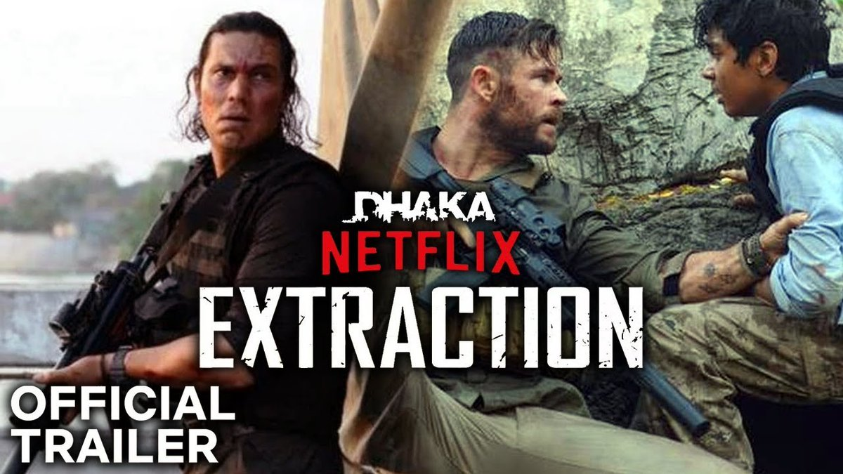 Parveen Kaswan Ifs On Twitter Just Watched Extraction On Netflixindia Action Packed Movie With Randeephooda On His Hollywood Debut Brilliant Work Brother Chrishemsworth In Awesome Action An Indian Plot Enjoy The Music
