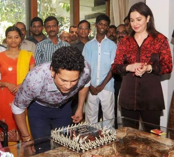 Happy Birthday Sachin Tendulkar sir