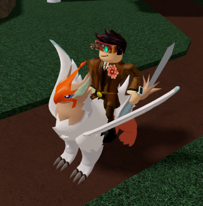 Llama Train Studio On Twitter There Are Also Other Mounts For Different Loomians That Can Be Purchased From The Same Npc That Gives You The Free Trumbull Mount We Will Add More