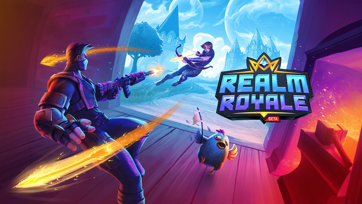 Realm Royale Guide - Which Class to Choose