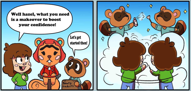 Animal Crossing Rule 34