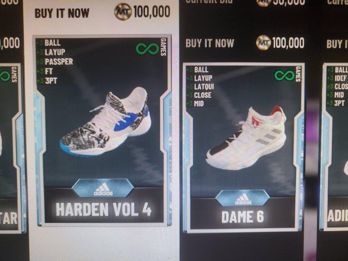 New kicks! @NBA2K_MyTEAM https://t.co/SBYiczXcG9