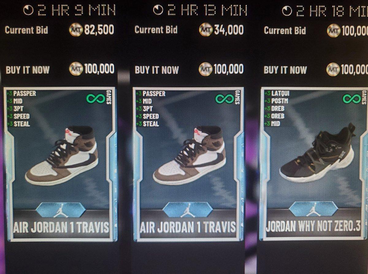 New Jordans! @trvisXX @NBA2K_MyTEAM https://t.co/Xwc0fyay9z