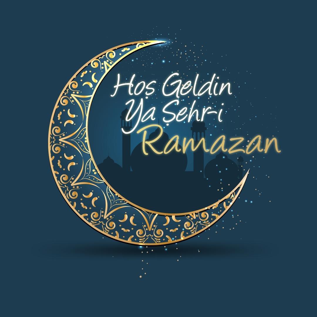 Sağlıkla, huzur ve mutlulukla geçireceğiniz bir Ramazan ayı olmasını dileriz🙏 https://t.co/qj3014eDGJ