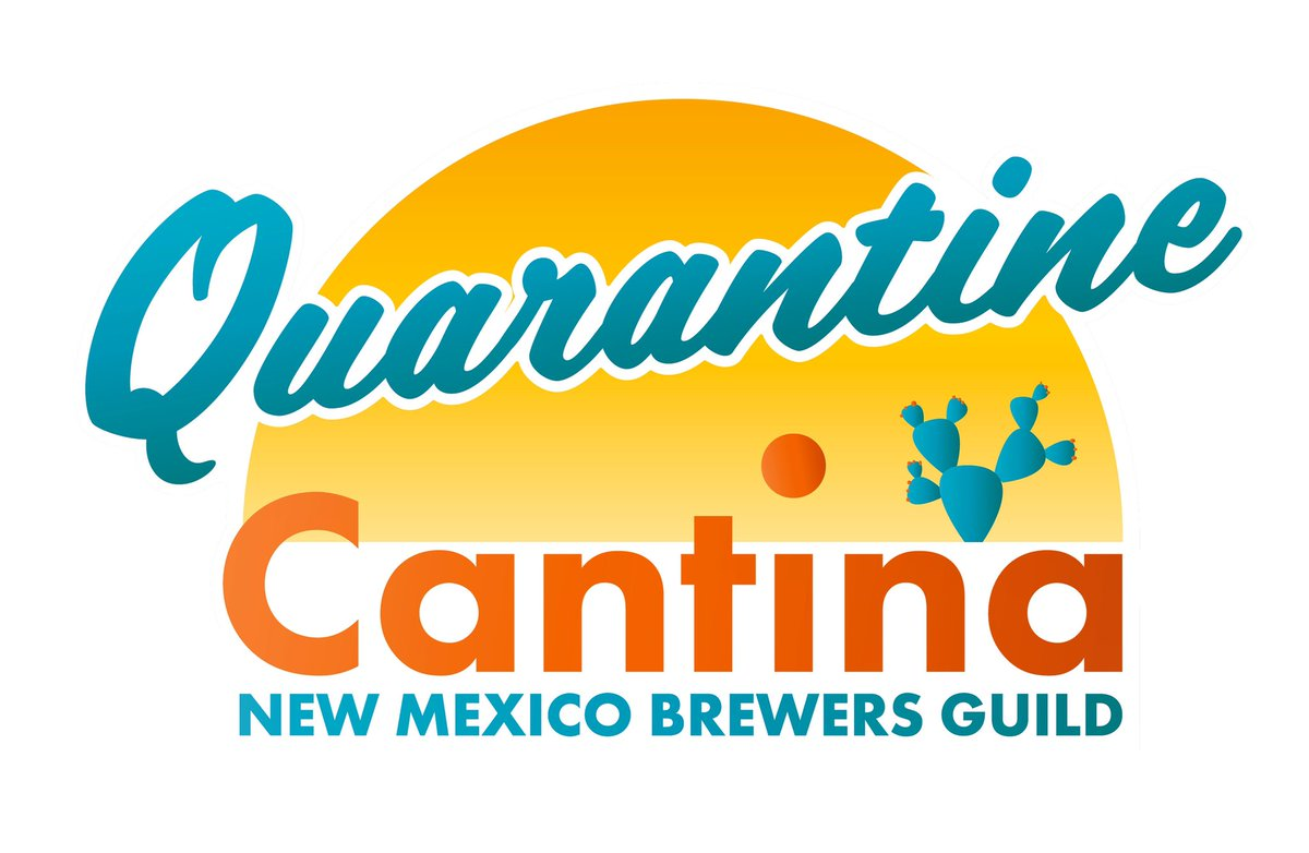 "Stock up on some #NMCraftBeer today and join us in our weekly virtual beach beer bar, the #QuarantineCantina! It's BYOB in this Zoom Room. Just DM us for the entry code. ""Doors"" open at 4:30pm (MST). 🏝🍻☀️ 🏖✌🏼 https://t.co/IsUzgtEyL2"