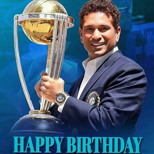 Happy birthday Sachin Tendulkar  God please you
