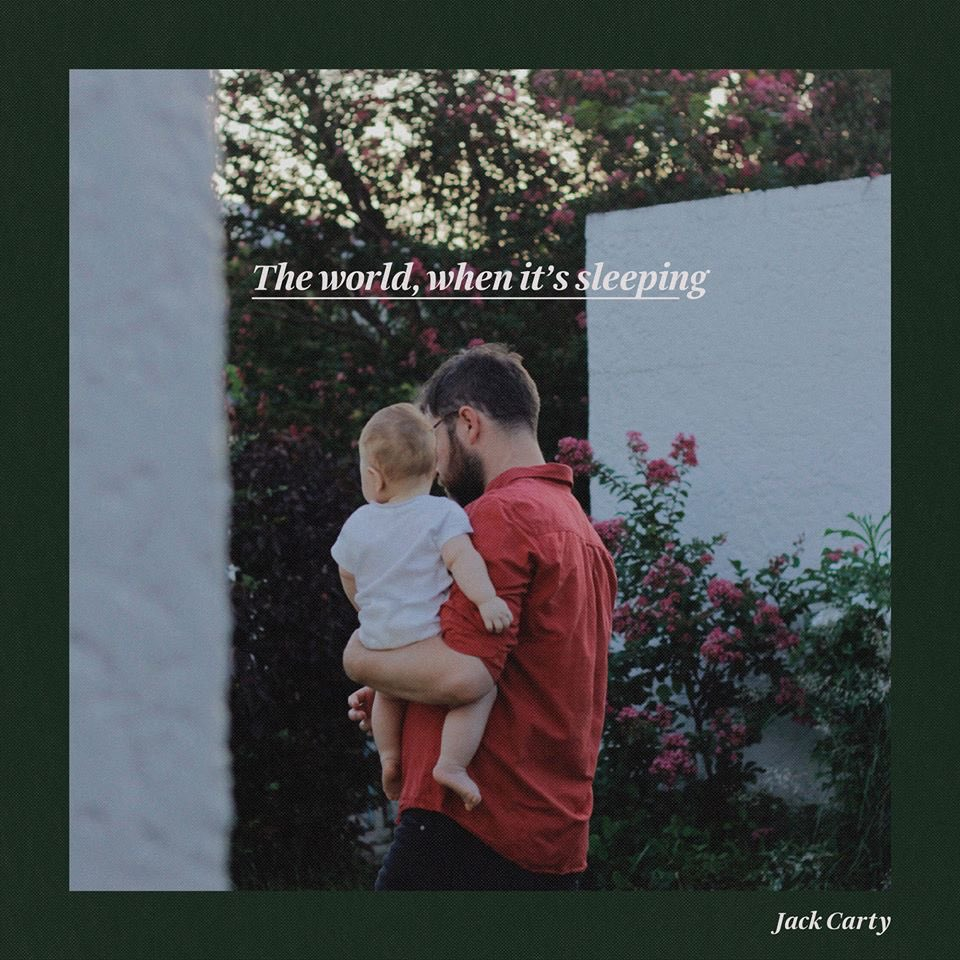 """Out now! Enjoy @Jack_Carty's new EP """"The World, When It's Sleeping"""" 🎧 https://t.co/a07upD68qe #newmusicfriday https://t.co/evHCAV1Cv1"""