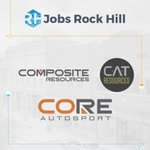 Image for the Tweet beginning: This month's Jobs Rock Hill