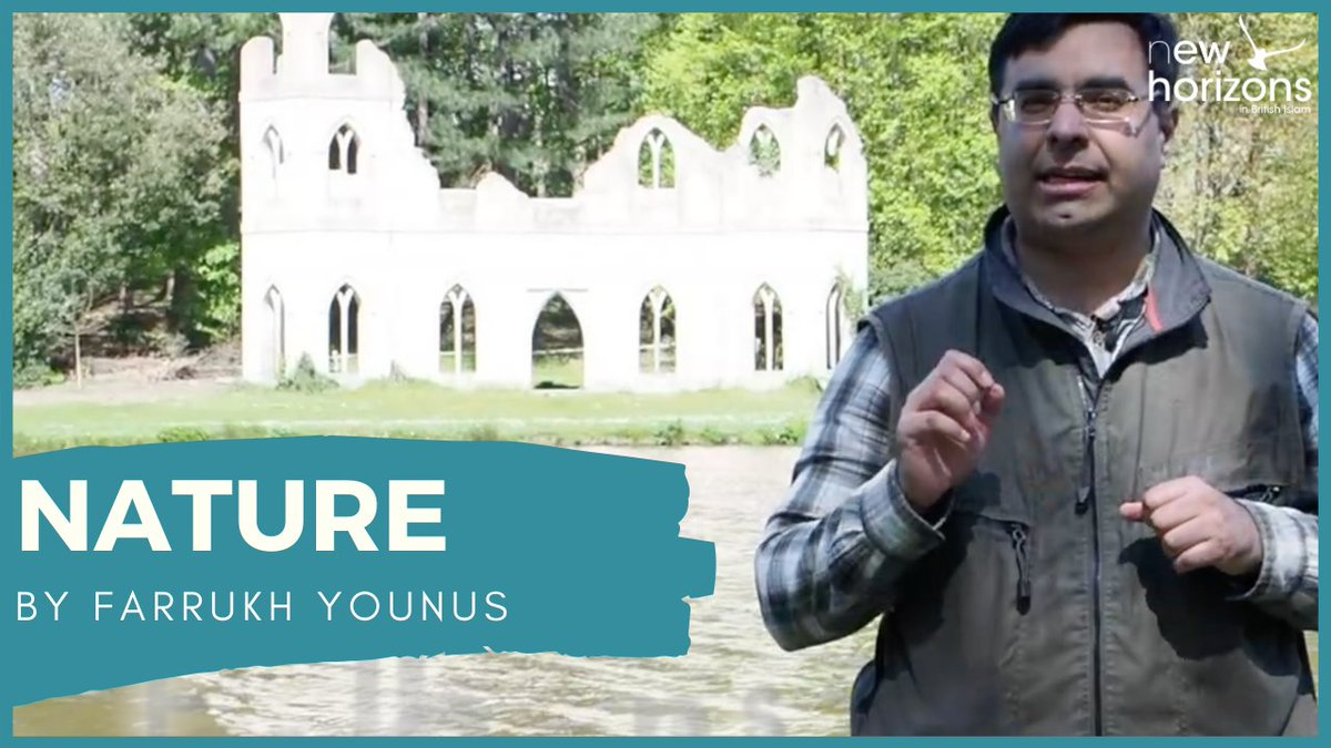 Please watch THE BEST shot #Ramadan Bites we've ever received!!! 🎥  Farrukh from @implausibleblog discusses nature at the immaculate @Painshill Park 🌳🌳🌳  https://t.co/Ayfdik4fld https://t.co/yd1jeECkeF
