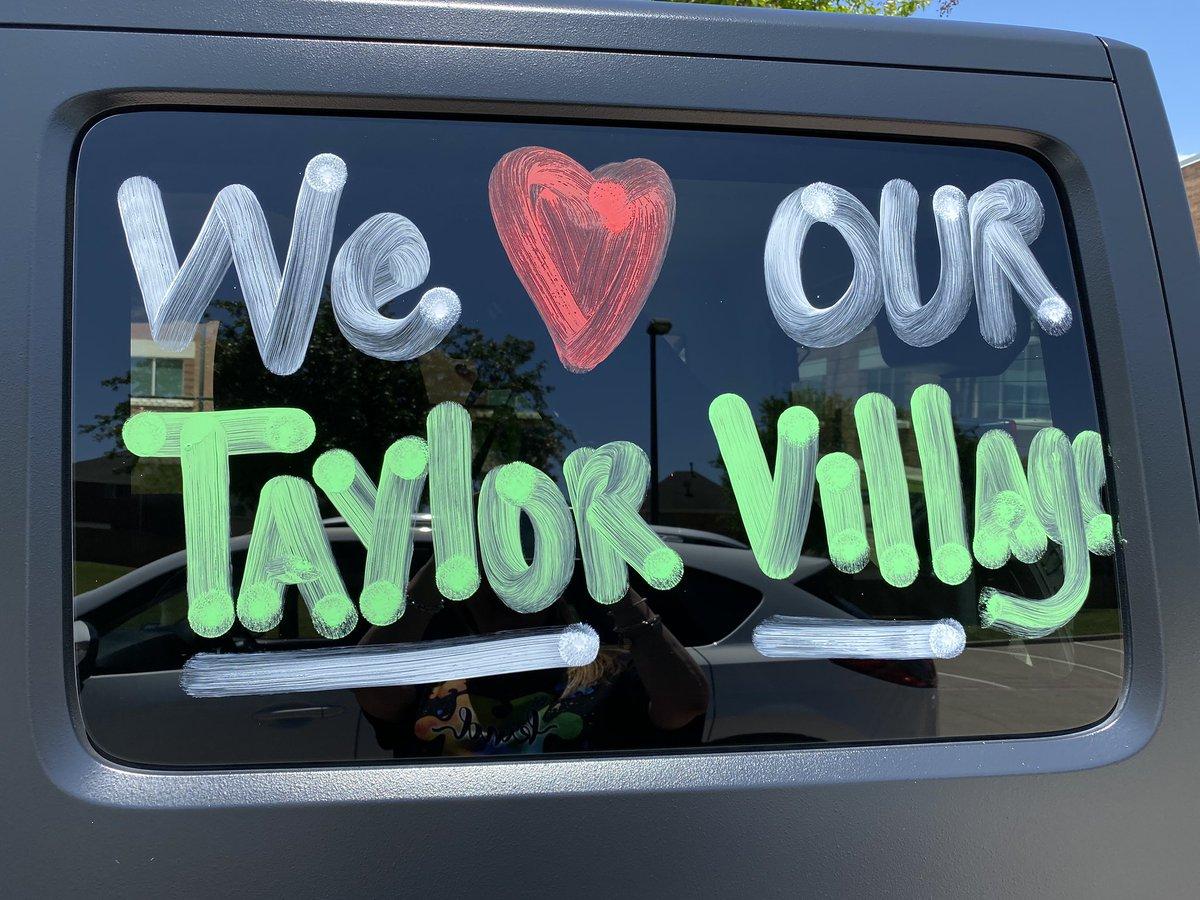 We are heading your way Taylor Village!! @TaylorElemTalk @portiataylorpta