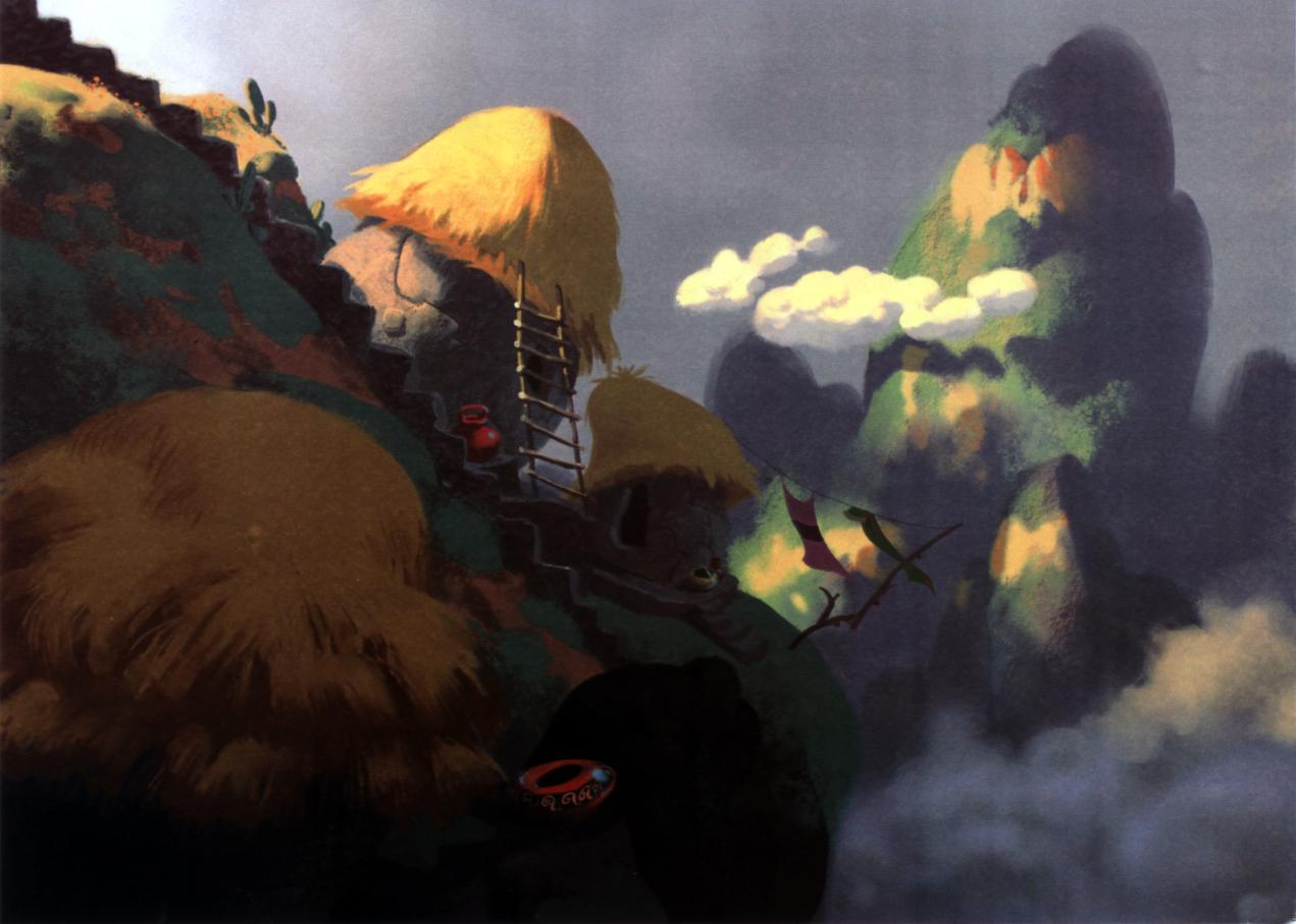 Kuzco, l'Empereur Mégalo [Walt Disney -2001] - Page 6 EWZLTtIXkAEMaZK?format=jpg&name=large