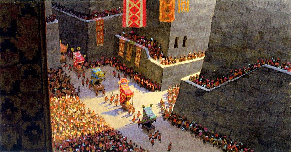 Kuzco, l'Empereur Mégalo [Walt Disney -2001] - Page 6 EWZLVCyWsAwv2Jm?format=jpg&name=medium