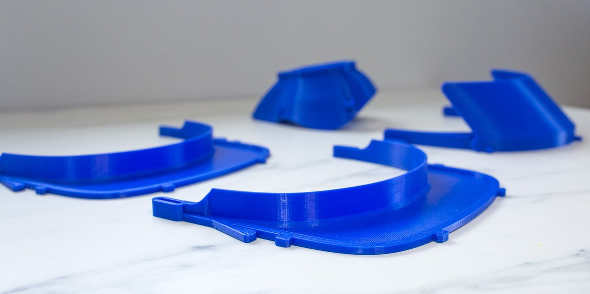 Face shields continue to be one of the most popular 3D prints to help COVID-19 workers. We've collaborated with hospitals, businesses, and 3D printing professionals to bring you the best tips on how to successfully produce these devices and make an impact.