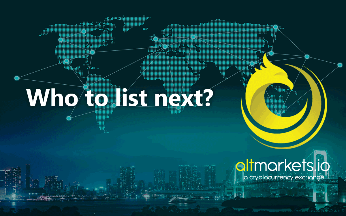 We're looking to add another project, but we want it to be community lead - tell us which project we should list on another exchange - no charge at https://t.co/jqTXtuPc1g https://t.co/RfGpIUyCaB