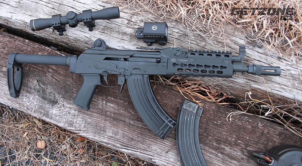 Krebs Custom PD18 AK Pistol: Adaptation At Its Finest - A GetZone #GunReview by Todd Burgreen http://bit.ly/2NANCYZ @KrebsCustom #guns #akpistol #PD18pic.twitter.com/HVb4qP04S5